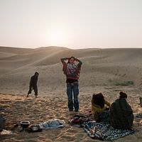Diario de viaje 6 – 25 años en el desierto del Thar