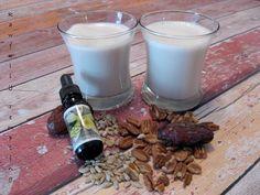 Πολυσυνταγή: Γάλα από ξηρούς καρπούς