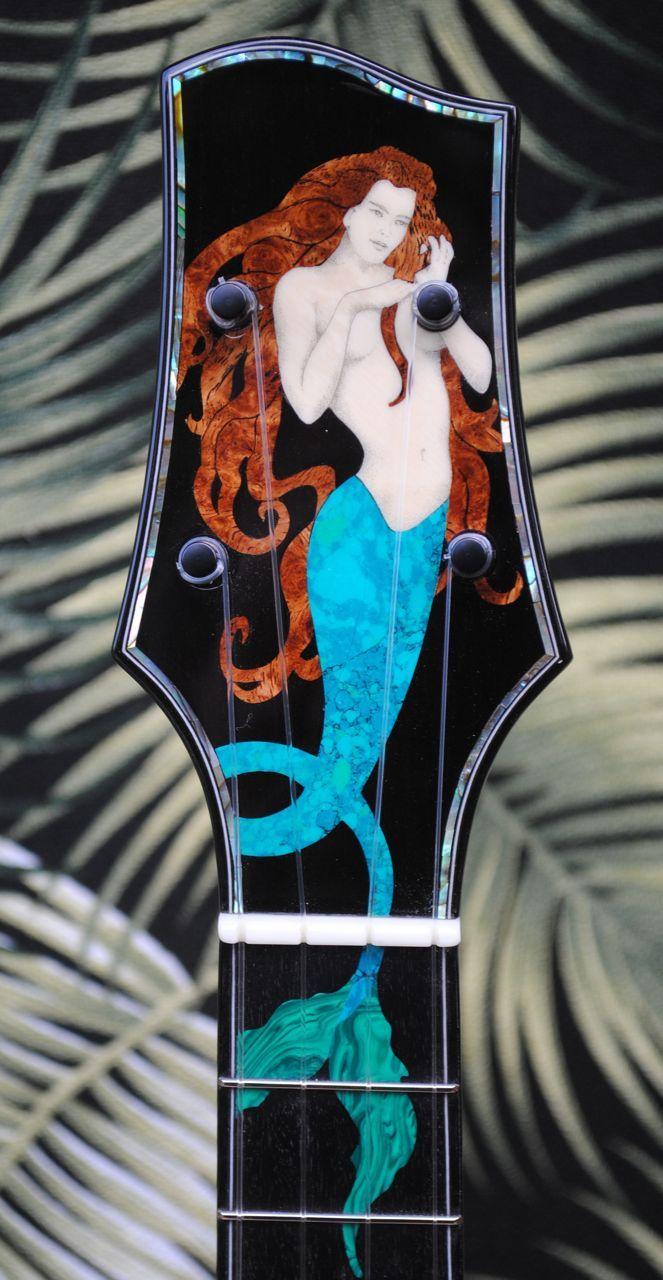 Moore Bettah Ukuleles Ukulele art, Guitar inlay, Guitar art