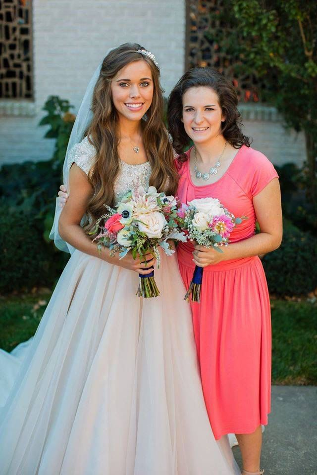 1000 images about ben and jessa seewald wedding on for Jessa duggar wedding dress