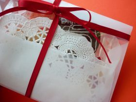 「ラッピング*封筒入りクッキー」sukemarumon | お菓子・パンのレシピや作り方【corecle*コレクル】