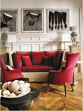 Christian Astuguevieille Holly HuntLobby LoungeWashington DcInterior Design CompaniesWrap
