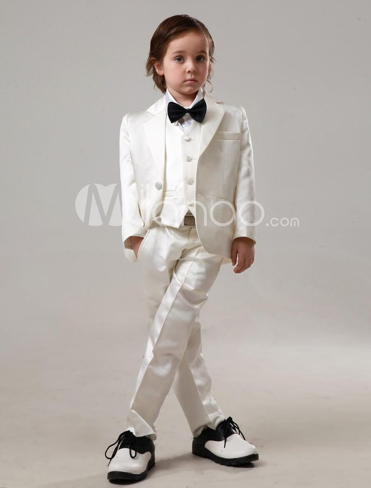 1000 ideas about ring bearer suit on flower