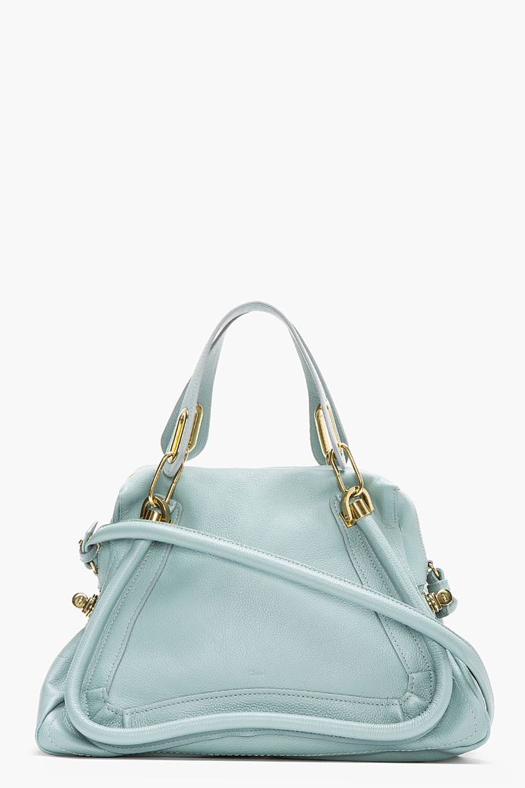 Mint Chloe from @SSENSE // need this.