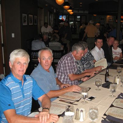 2013 Californian Desert Tour - Dining @ The Grill Old Town La Quinta #laquinta #dining #golf #teeoff #swing #golfer #golfcourse #golfing #golfclubs #holeinone #game #endurance #golftours #greengolftours