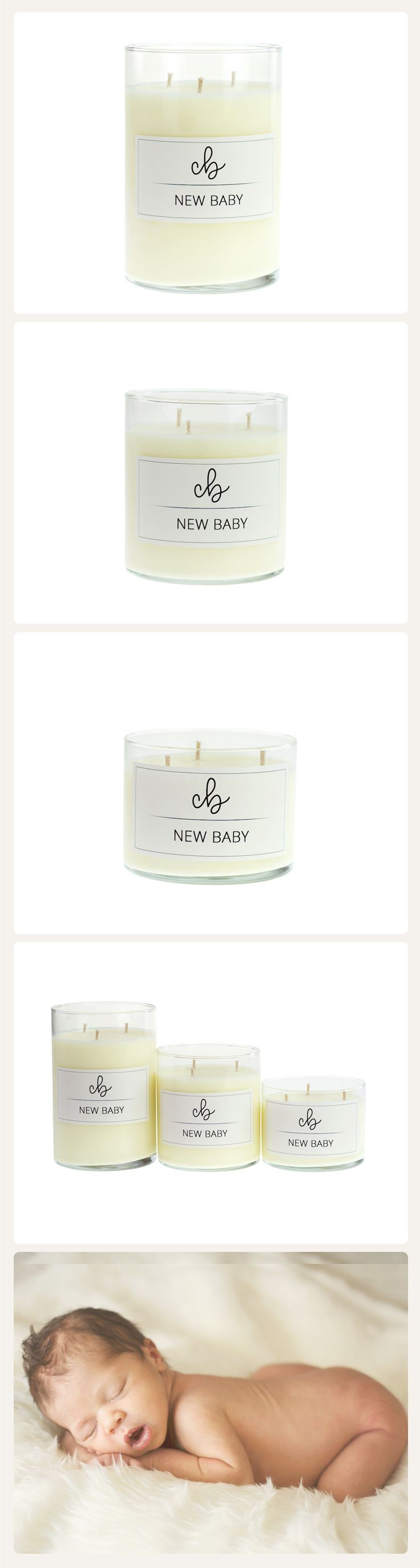the sweetest soy candles for sale!