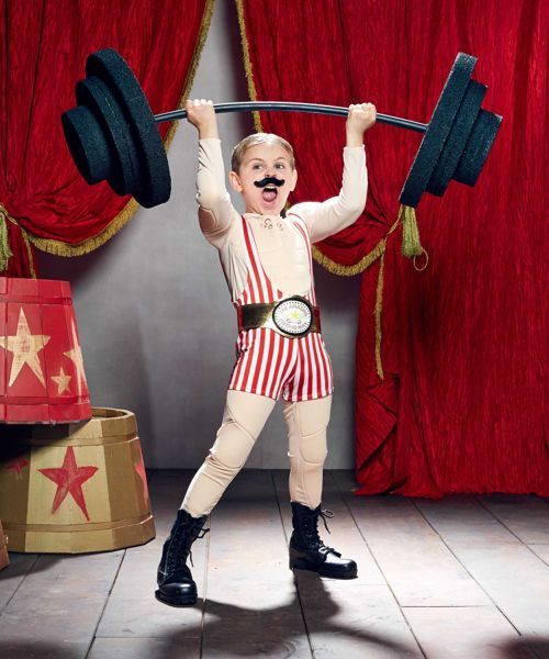 circus strongman costume for boys camp costume ideas. Black Bedroom Furniture Sets. Home Design Ideas
