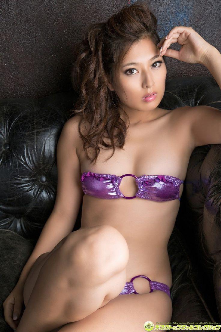 Mai Sasaki.