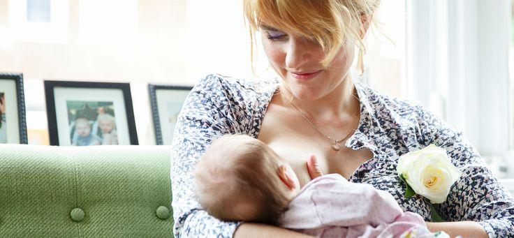 Sofie van den Enk: 'Alle moeders die worstelen met borstvoeding zou ik wel willen omhelzen'