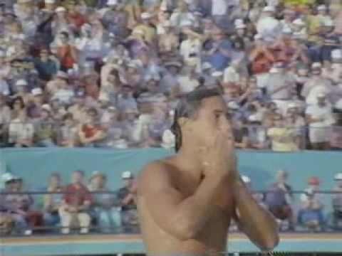 Greg Louganis ..one of the best divers ever