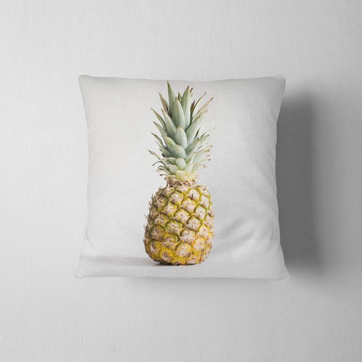 "Luxury Cushion, Throw cushion, Scatter Cushion, Personalised Pillow, Custom Pillow, Decorative Pillow - ""Pineapple"" by BeforethePresent on Etsy"