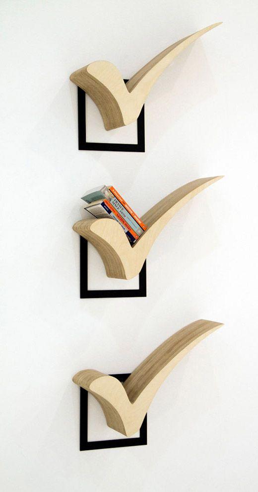 Voor al je gelezen boeken. Check!