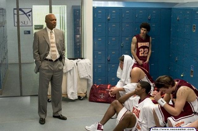 """Coach Carter (2005) """"You said we're a team. One person struggles, we all struggle. One person triumphs, we all triumph."""""""
