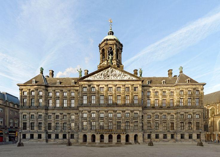 Koninklijk Paleis Amsterdam / Royal Palace Amsterdam.