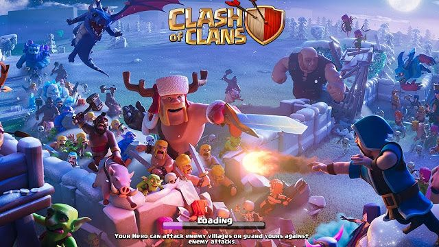 Clash Of Clans Mod Apk V13 0 31 Unlimited Gems En 2020