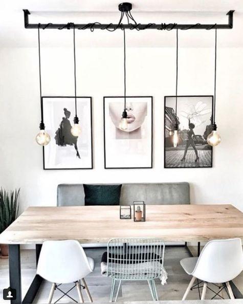 maak je eigen lamp met bijvoorbeeld led filament lampen. Black Bedroom Furniture Sets. Home Design Ideas
