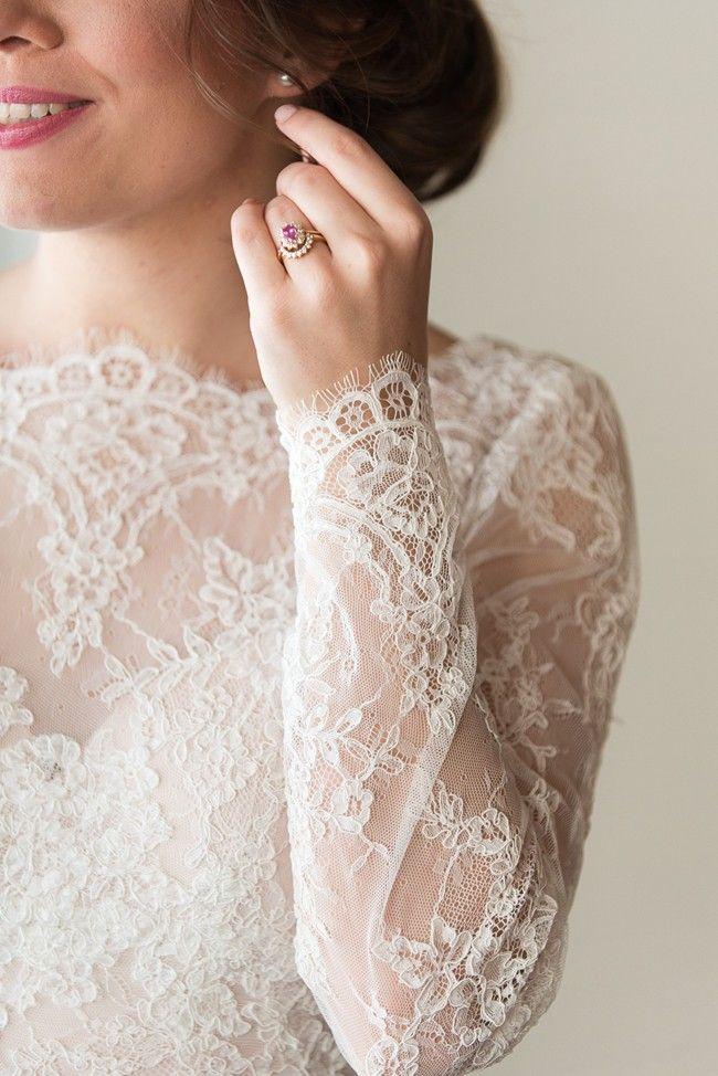 Blush & Berry Wedding Inspiration - Caitlin Gerres Photography http://www.caitlingerresphotography.com