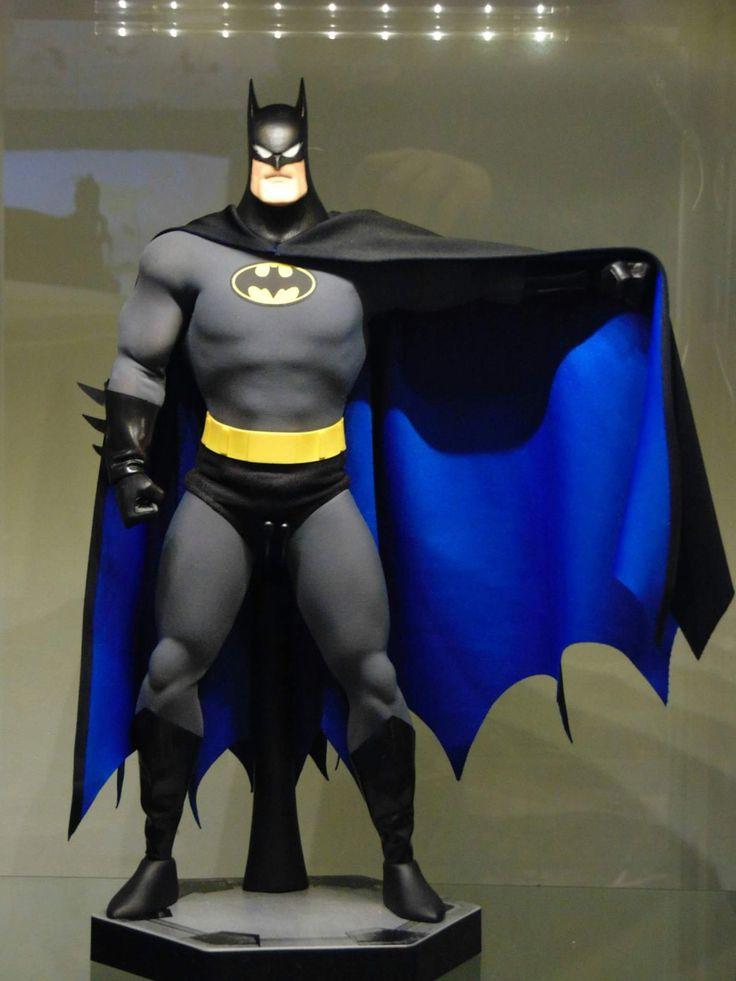 BATMAN T.A.S. by Tony Mei