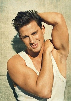 Channing Tatum, why are you sooooo beautiful? And why can't I have you?