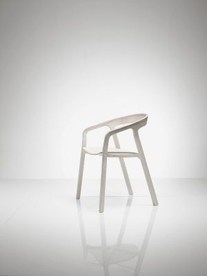 Stackable Armchair She Said By Mattiazzi Natural Wood
