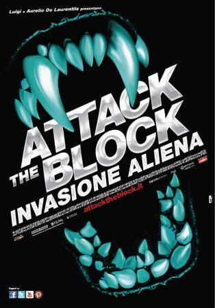 Siena Free su Attack The Block - Invasione Aliena