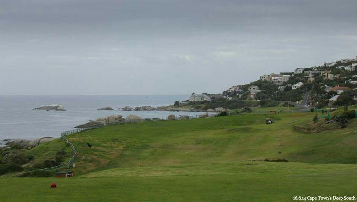 Golf in Simon's Town