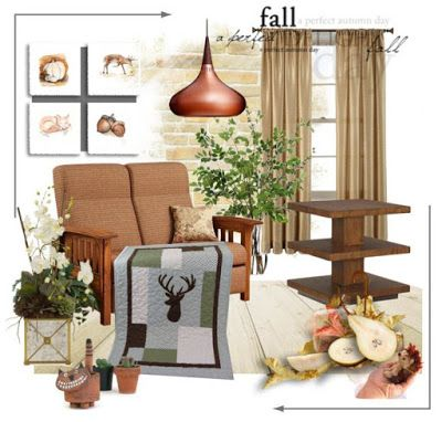Hungarians' Etsy Team: Fall Home