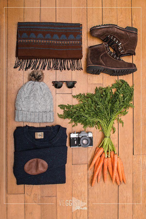 #Florette #Veggister #Hipster #Lifestyle #Légumes #Saison #Mode #Février