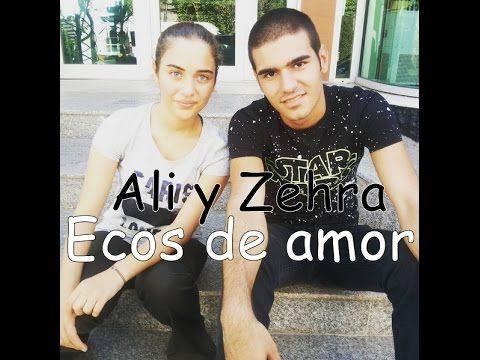 """TELENOVELA DE TURQUÍA: """"ESPOSA JOVEN""""(Ali y Zehra) -  Ecos de Amor (DRAMÁTICA DENUNCIA SOCIOLÓGICA A LAS ANCESTRALES Y EQUIVOCADAS """"TRADICIONES"""" TURCAS QUE TODAVÍAN PERSISTEN EN LAS ALDEAS DEL INTERIOR!!! (LUNES A VIERNES A LAS 18 HORAS POR CANAL 13 (Buenos Aires) en ARGENTINA"""