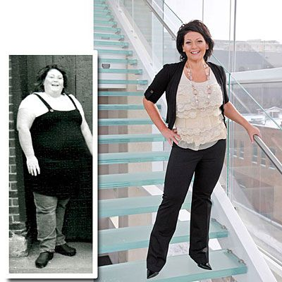 Need some inspiration? This woman lost more than 200 pounds through diet and exercise! AMAZING