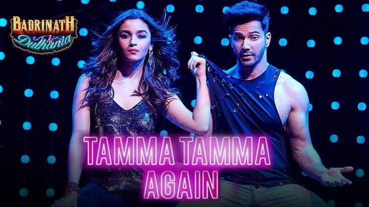 "Presenting Tamma Tamma Again from new hindi movie ""Badrinath Ki Dulhania"" starring Varun Dhawan, Alia Bhatt. The movie is directed by Shashank Khaitan & Produced by Hiroo Yash Johar, Karan Johar, Apoorva Mehta.  Singers- Bappi Lahiri, Anuradha Paudwal Original song composed by Bappi..."