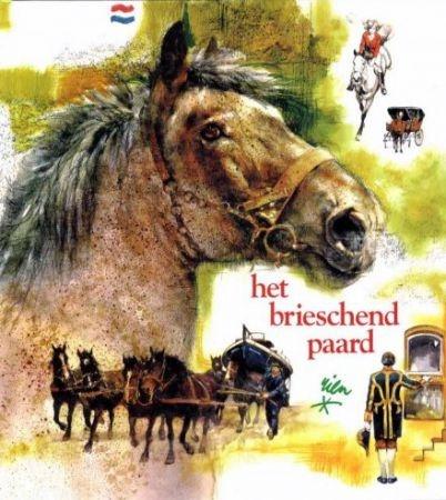 The Brieschend Horse by Rien Poortvliet