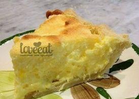 Лимонный пирог из 3-х ингредиентов