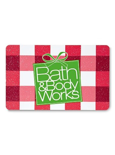 Bath and Body Works Gift Card : Body Care, Home Fragrance, Beauty, Great Gifts & more!