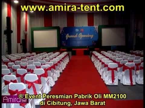Sewa Tenda Event Grand Opening