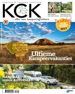 Proefabonnement: 3x KCK € 10,-: In KCK lees je over mooie campings, inspirerende vakantiereportages en informatieve tests van trekauto's en caravans.