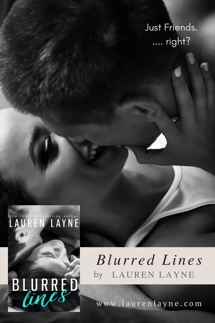 Blurred Lines, a romantic comedy by Lauren Layne