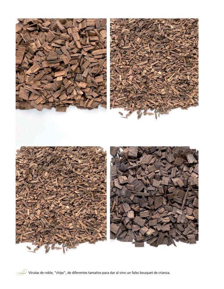 la rioja alta sa copeaux de bois de differentes taille pour incorporer aux vins et - Copeaux De Bois Colors