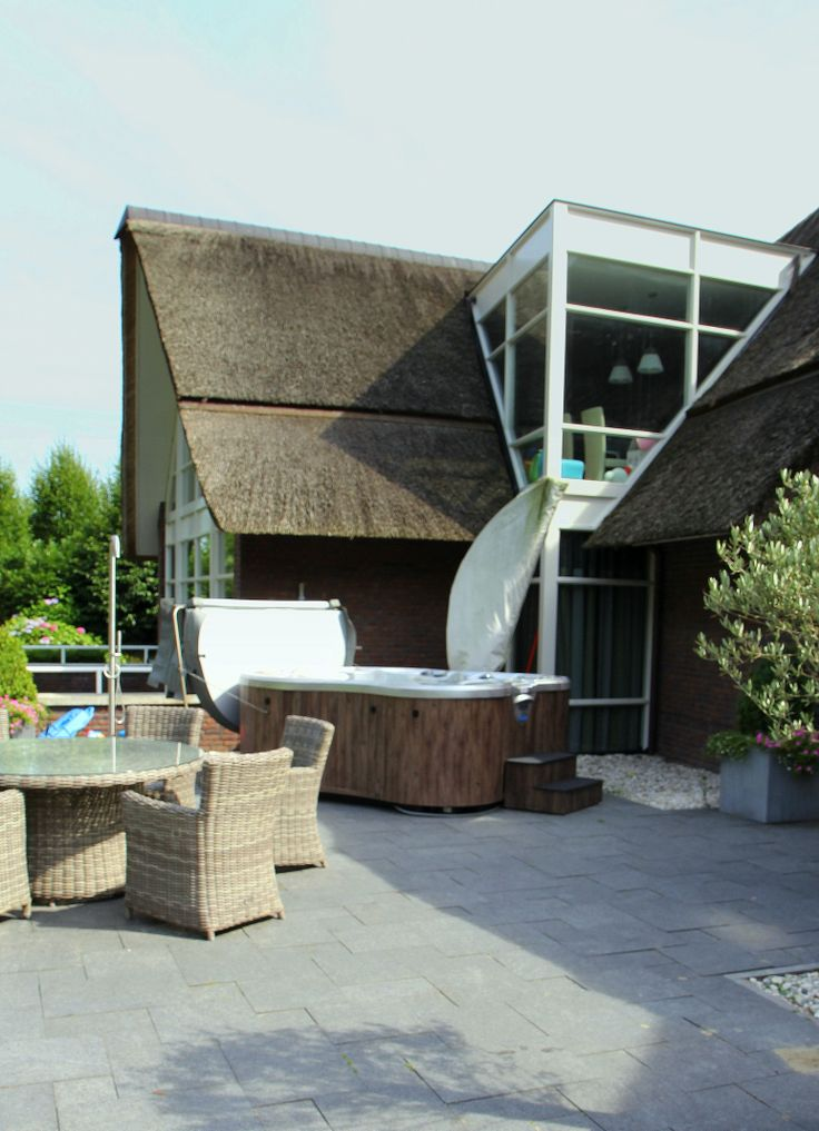 Bubbels jets realisatie dimension one amore bay buiten spa