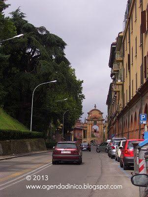 Italy -Santuario di San Luca -Bologna / Sanctuarul San Luca