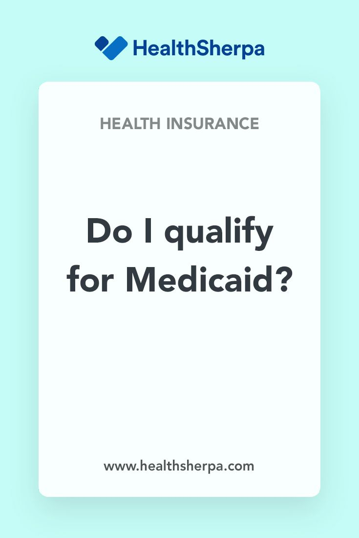 Do I Qualify For Medicaid Medicaid Healthcare Costs Health