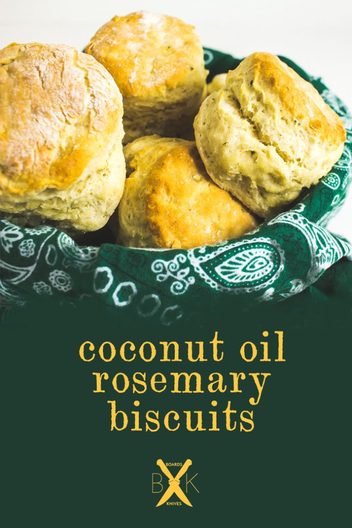 Rosemary Potato Buttermilk Biscuits Recipe — Dishmaps