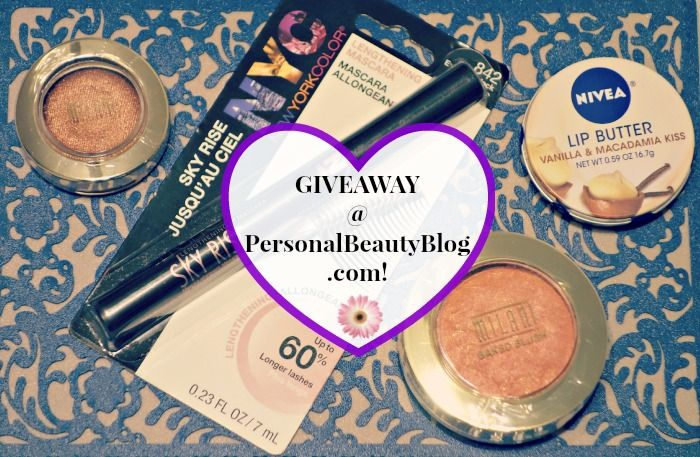 makeup beauty giveaway