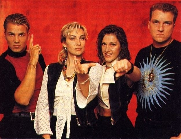 Ace Of Base Champions Of 90s Style My Virtual Office