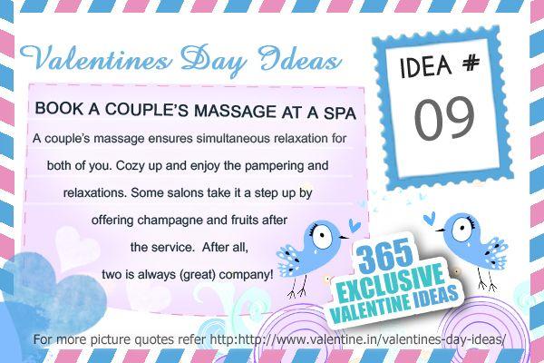Valentines Day Ideas #9