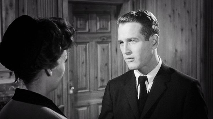 THE YOUNG PHILADELPHIANS starring Paul Newman and Barbara Rush