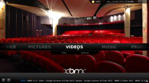 Kodi Entertainment Center (formerly XBMC)