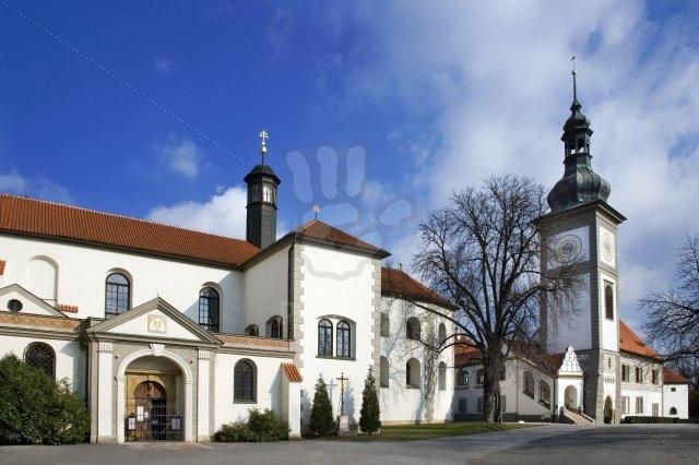 Česko, Praha - Zbraslav-Klášter
