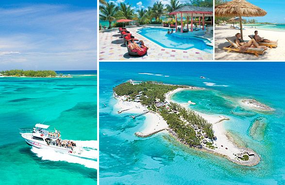 All inclusive bahamas vacations sandals royal bahamian for Private island bahamas resort