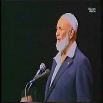 Muhammed in the bible - Ahmed Deedat 1 of 11 - YouTube
